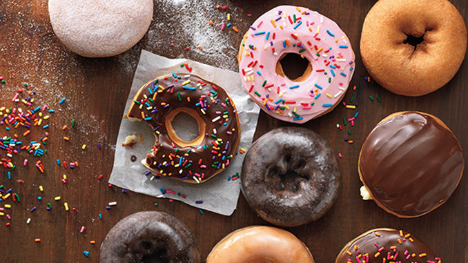 Free Donut At Dunkin' Donuts On June 2, 2017, With Drink Purchase