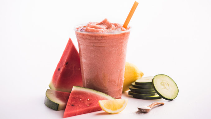 Jamba Juice Debuts New Watermelon Smoothies With Collagen