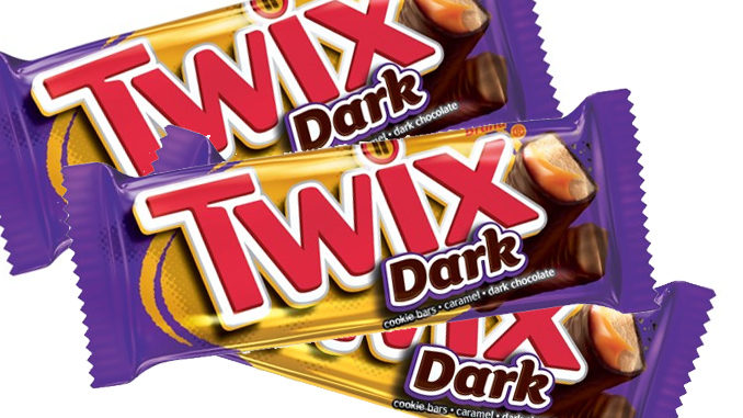 Mars Unveils New Twix Dark Chocolate Cookie Bars