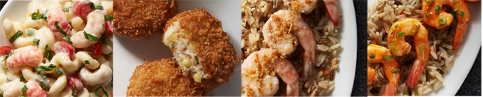 New Red Lobster Create Your Own Seafood Trio Dishes