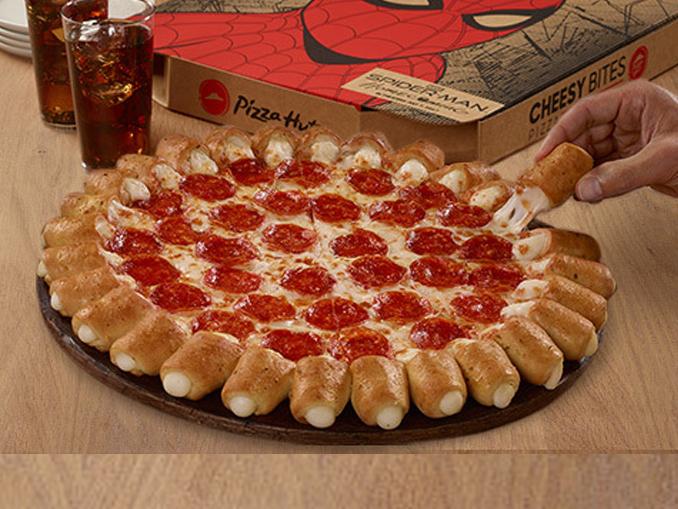 Pizza Hut Hot Dog Pizza Ingredients