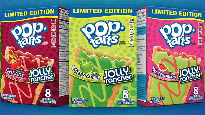 Pop-Tarts Launches New Jolly Rancher Flavors