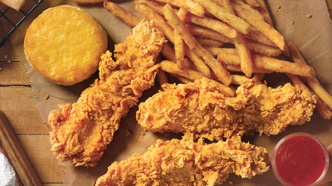Popeyes Introduces New Sweet & Crunchy Tenders Featuring Smokin' Pepper Jam Sauce