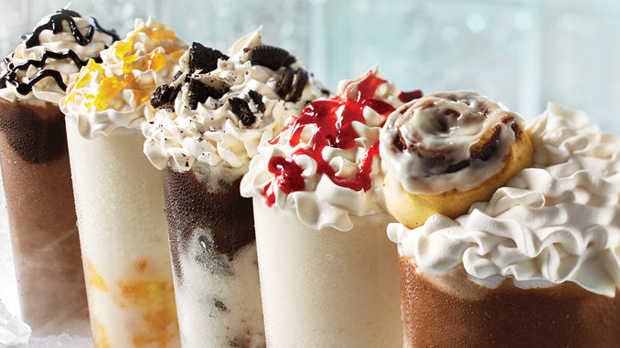 Cinnabon Introduces New Line Of Chillattas