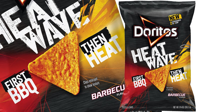 Doritos Launches New HeatWave Chips