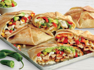 El Pollo Loco Serves Up New Line Of Overstuffed Quesadillas For 2017