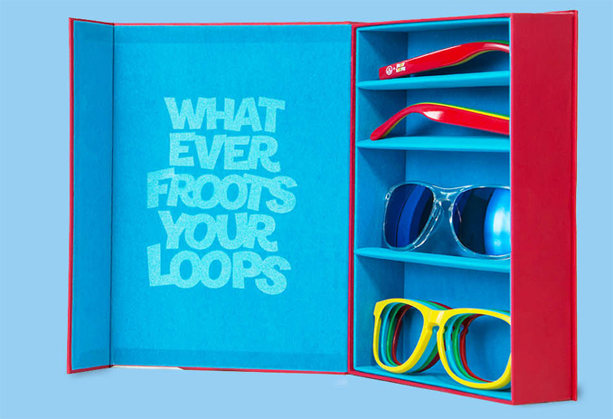 Froot Loops Toucan Sam Shades Kit