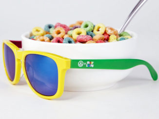 Kellogg's Unveils Froot Loops Toucan Sam Shades Designed By Shaun Neff