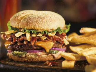 Red Robin Unveils 2017 Summer Menu Featuring New BBQ Boss Hog Burger