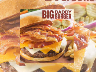 Ruby Tuesday Offers New Big Daddy Burger For Father's Day 2017