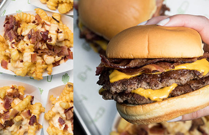 Shake Shack Launches Classic Bacon-Themed Menu For Summer 2017