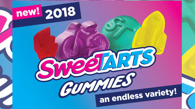 SweeTarts Unveils New SweetTarts Gummies In An Endless Variety of Shapes