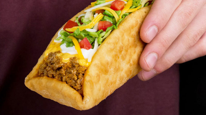Taco Bell Launches New Double Chalupa Nationwide