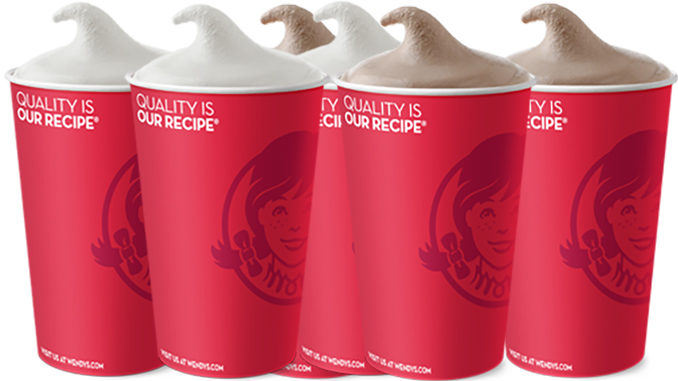 Wendy's Serves 50-Cent Frosty Treats With A Chance To Win Movie Tickets
