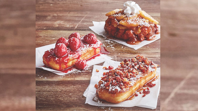 IHOP Introduces New French Toasted Donuts