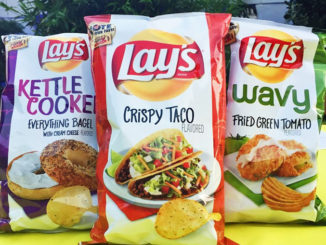 Lay's Unveils 3 New Chip Flavors As Part Of 'Turn Up The