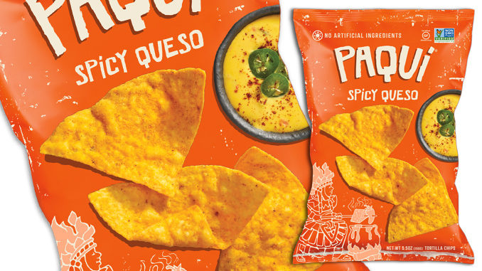 Paqui Adds New Spicy Queso Flavor