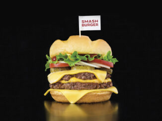 Smashburger Launches New Triple Double Burger