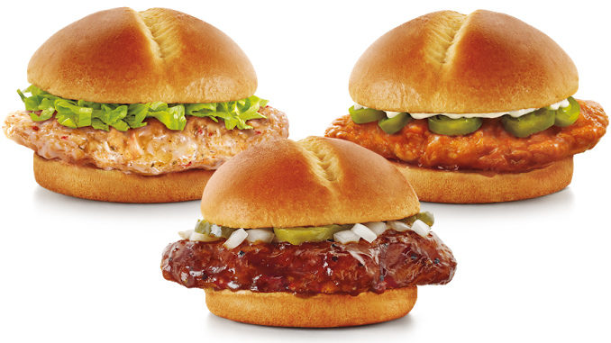 Sonic Adds New Dunked Ultimate Chicken Sandwiches