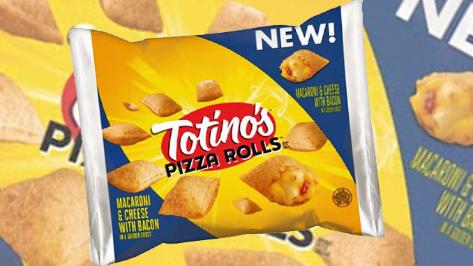 Totino's Unveils New Mac and Cheese Pizza Rolls With Bacon