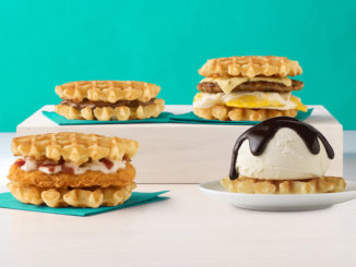 White Castle Unveils New Slider Menu Made With Genuine Belgian Waffles