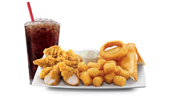 $5 Chicken Dinner Every Sunday At Sonic For A Limited Time