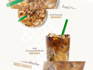 Buy Any Macchiato, Get One Free At Starbucks Through August 7, 2017