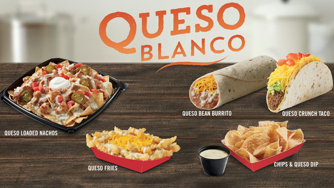 Del Taco Introduces New Queso Blanco And Taco