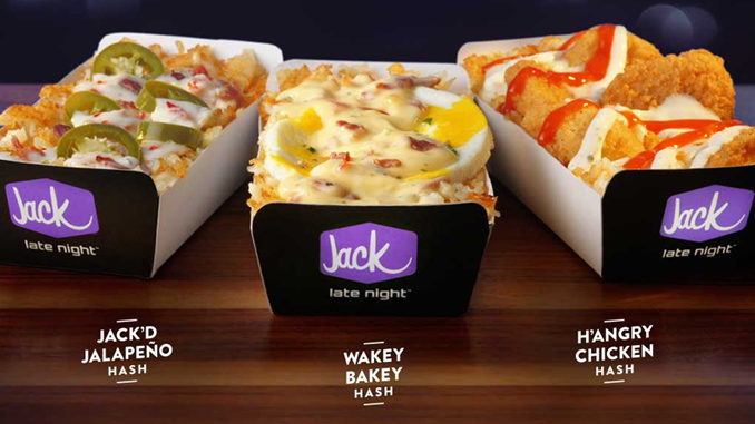 Jack In The Box Launches New $3 Munchie Mash-Ups Nationwide
