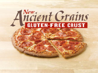 Papa John's Launches New Gluten-Free Crust Nationwide