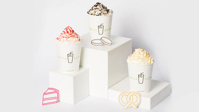 Shake Shack Adding Three New Shakes On August 7, 2017
