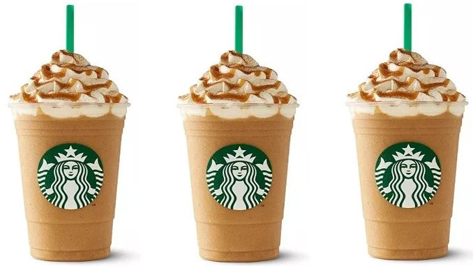 Starbucks Introduces New Horchata Frappuccino Made With Almond Milk