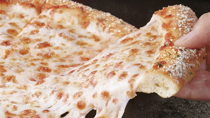 $5 Large Cheese Pizzas At Pizza Hut On September 5, 2017