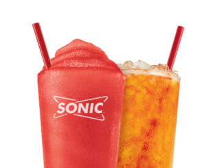 99-Cent Large Drinks At Sonic On September 6, 2017