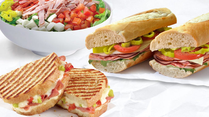 Corner Bakery Brings Back Italian Inspirations Menu