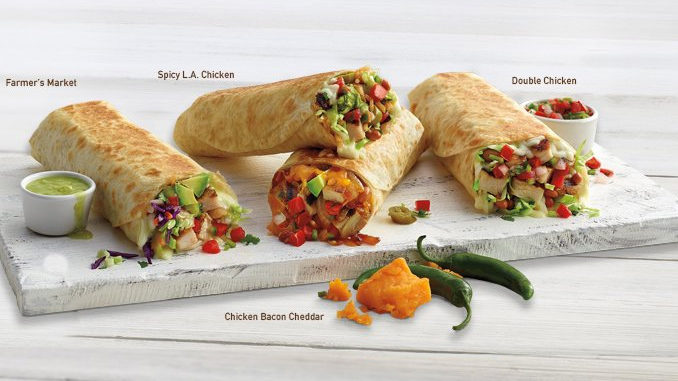 El Pollo Loco Adds New Selection Of Fire-Grilled Chicken Burritos