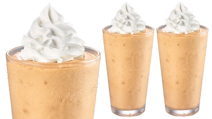 Krystal Unveils Pumpkin Spice Milkshakes And Pumpkin Spice Hot Cocoa For Fall 2017