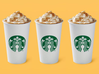 The Pumpkin Spice Latte Has Arrived At Starbucks For 2017