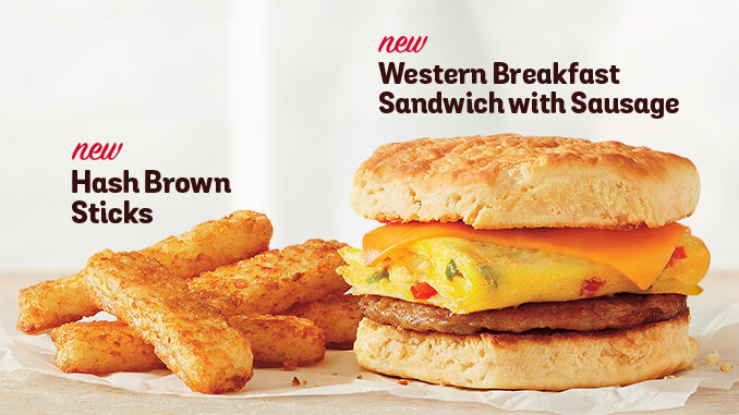 Tim Hortons Launches New Western Breakfast Sandwich With