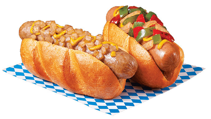 Wienerschnitzel Celebrates Oktoberfest With New Quarter-Pound Gourmet Sausages