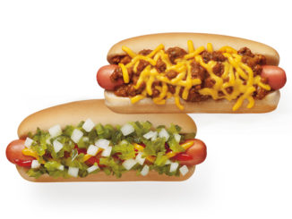 $1 Hot Dogs At Sonic On October 18, 2017