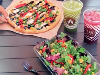 Blaze Pizza Unveils New Roasted Squash & Quinoa Salad Plus 2 New Agua Fresca Beverages