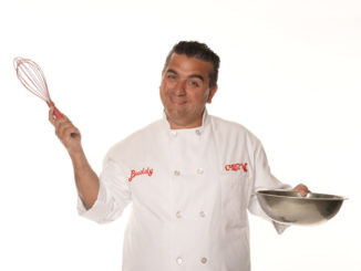 Buddy Valastro Opens New Carlo's Bakery In Santa Monica, CA On November 18, 2017