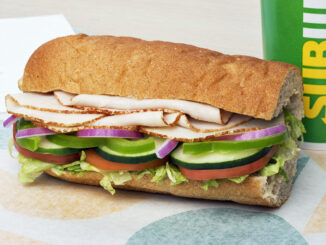 Buy Any Sub And Drink At Subway On November 3, 2017 And Get A Free Sub