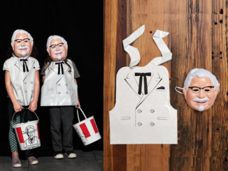 KFC Unveils Colonel Sanders Halloween Costumes And Trick-Or-Treat Buckets