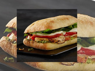 Starbucks Introduces New Chicken Caprese Panini