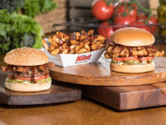 The Habit Introduces New Bourbon Flavored Menu
