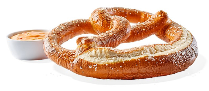 Big Twist Pretzel