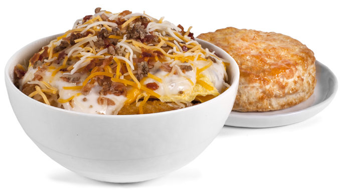 Bojangles' Brings Back The Bo-Tato Breakfast Bowl