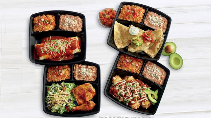 El Pollo Loco Introduces New Authentic Platters